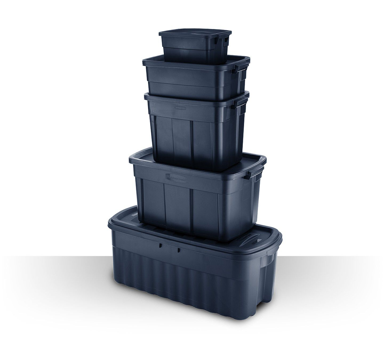 rough neck storage container totes