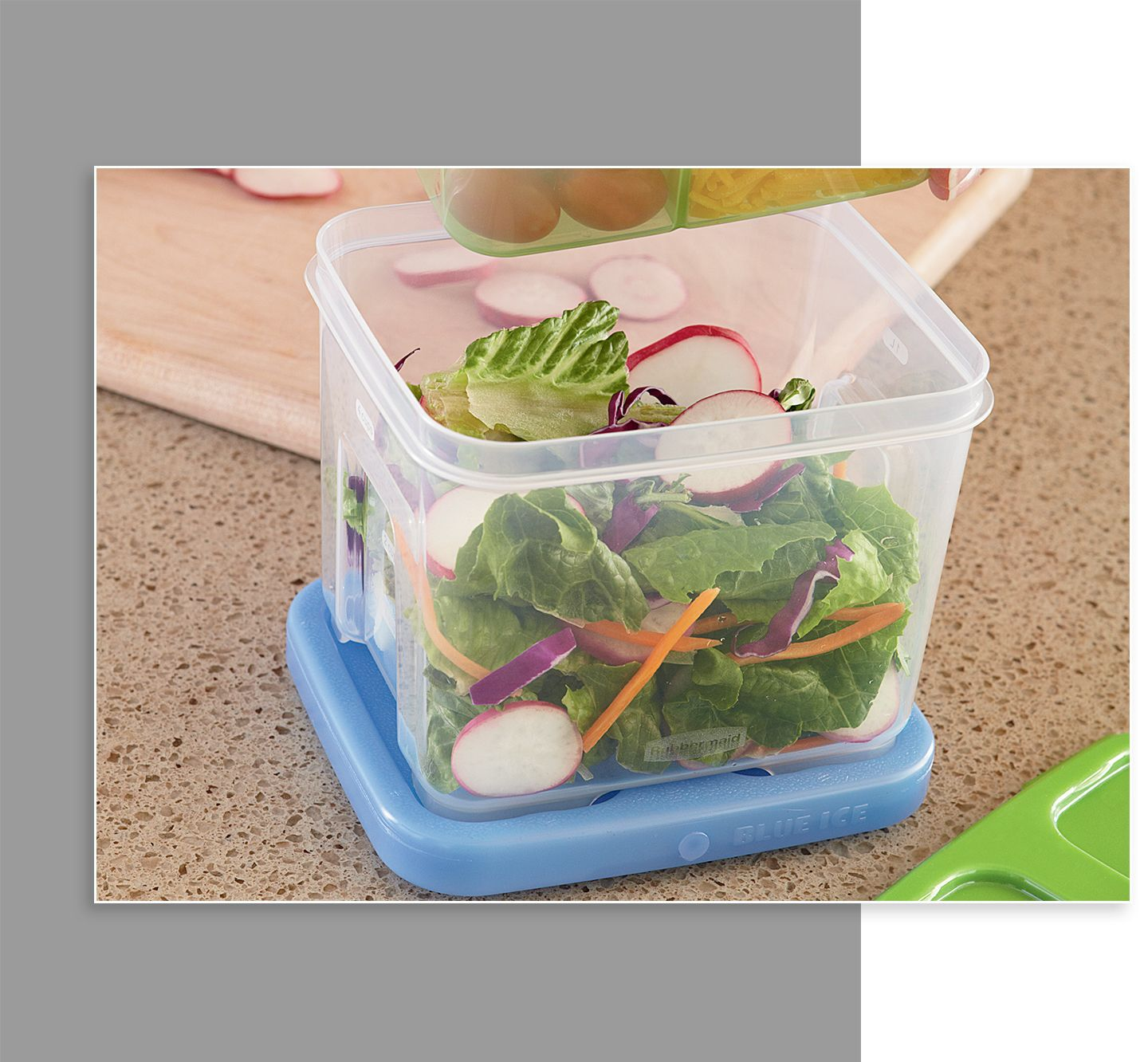 Rubbermaid LunchBlox food storage containers