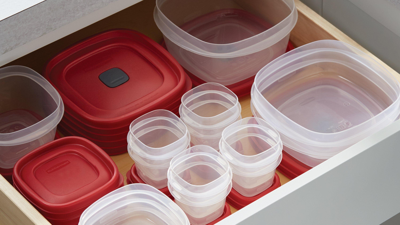 Keep Cabinets Organized