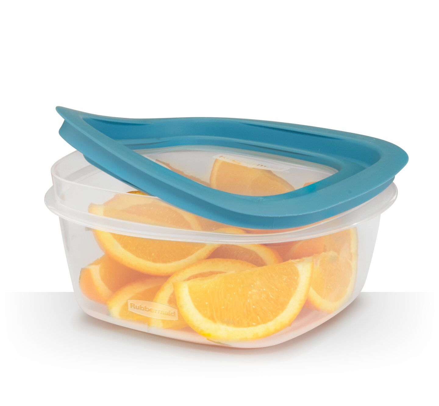 Rubbermaid flex & seal easy find lids food storage container