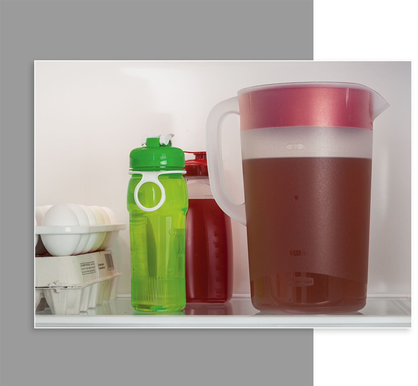 Rubbermaid pitcher cold drinks