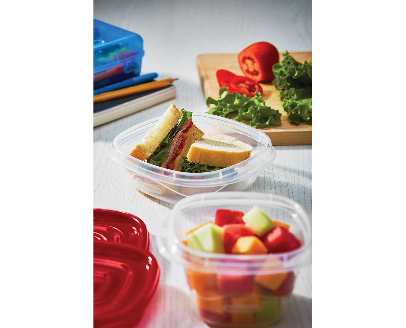 How to Pack an A+ School Lunch