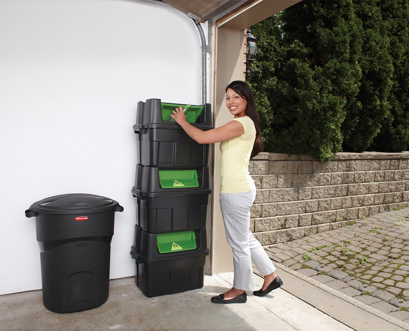 Throwing Out Harmful Household Items